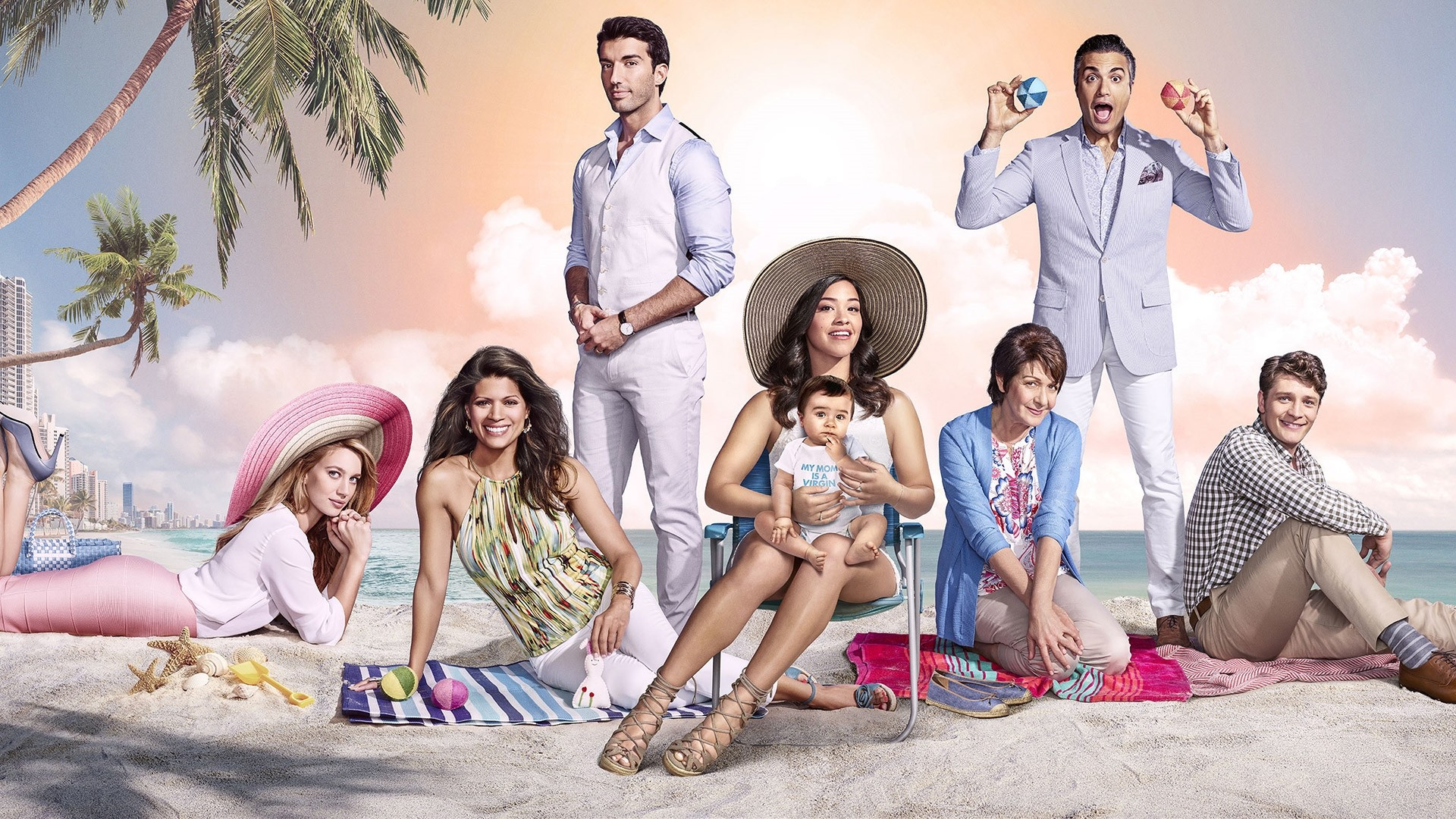 Jane The Virgin Background