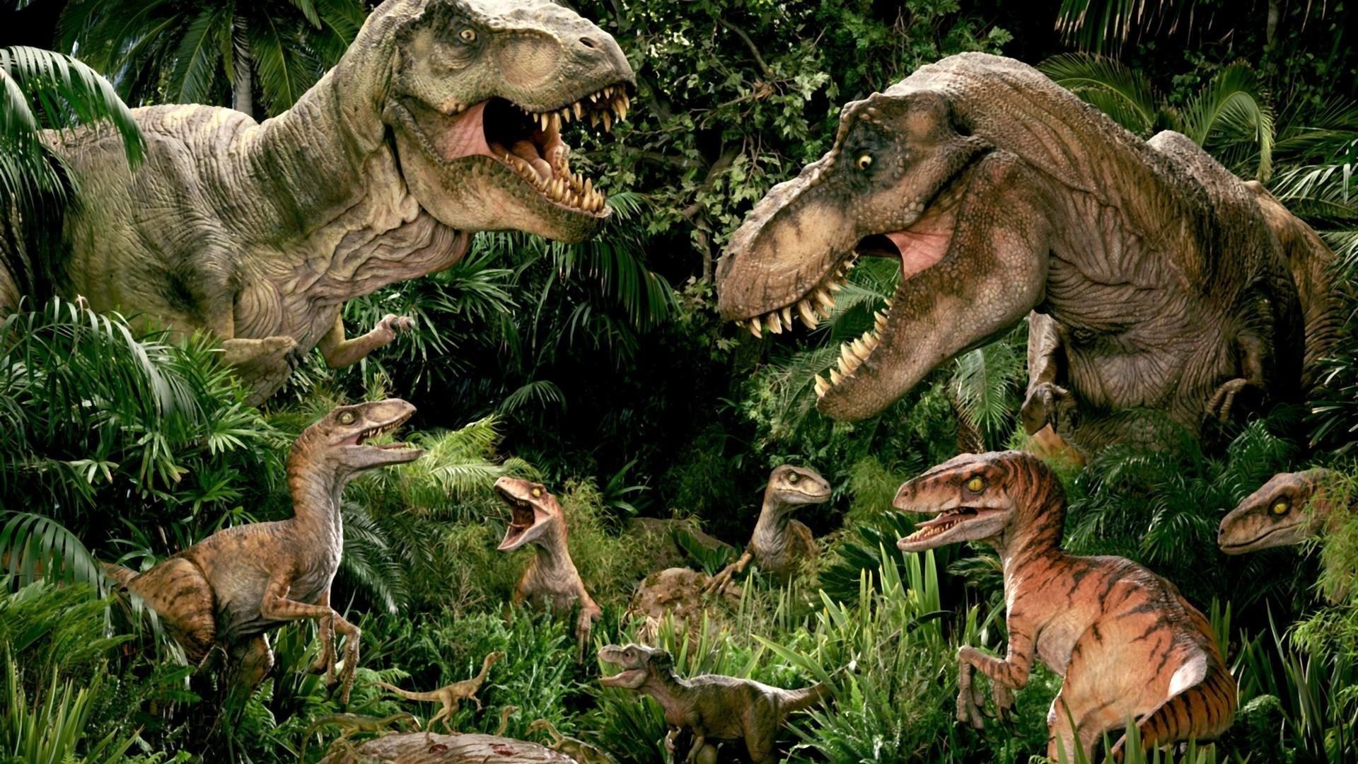 Jurassic World Full HD Wallpaper