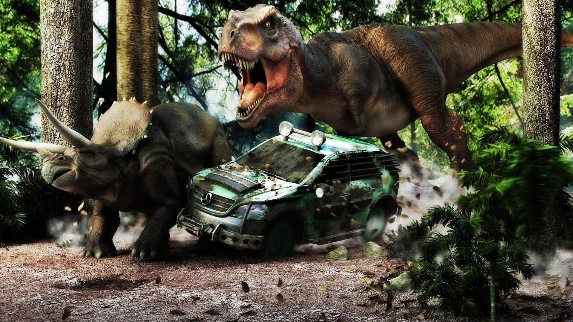 Jurassic World PC Wallpaper