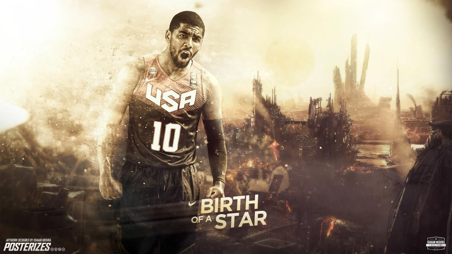 Kyrie Irving Wallpaper theme