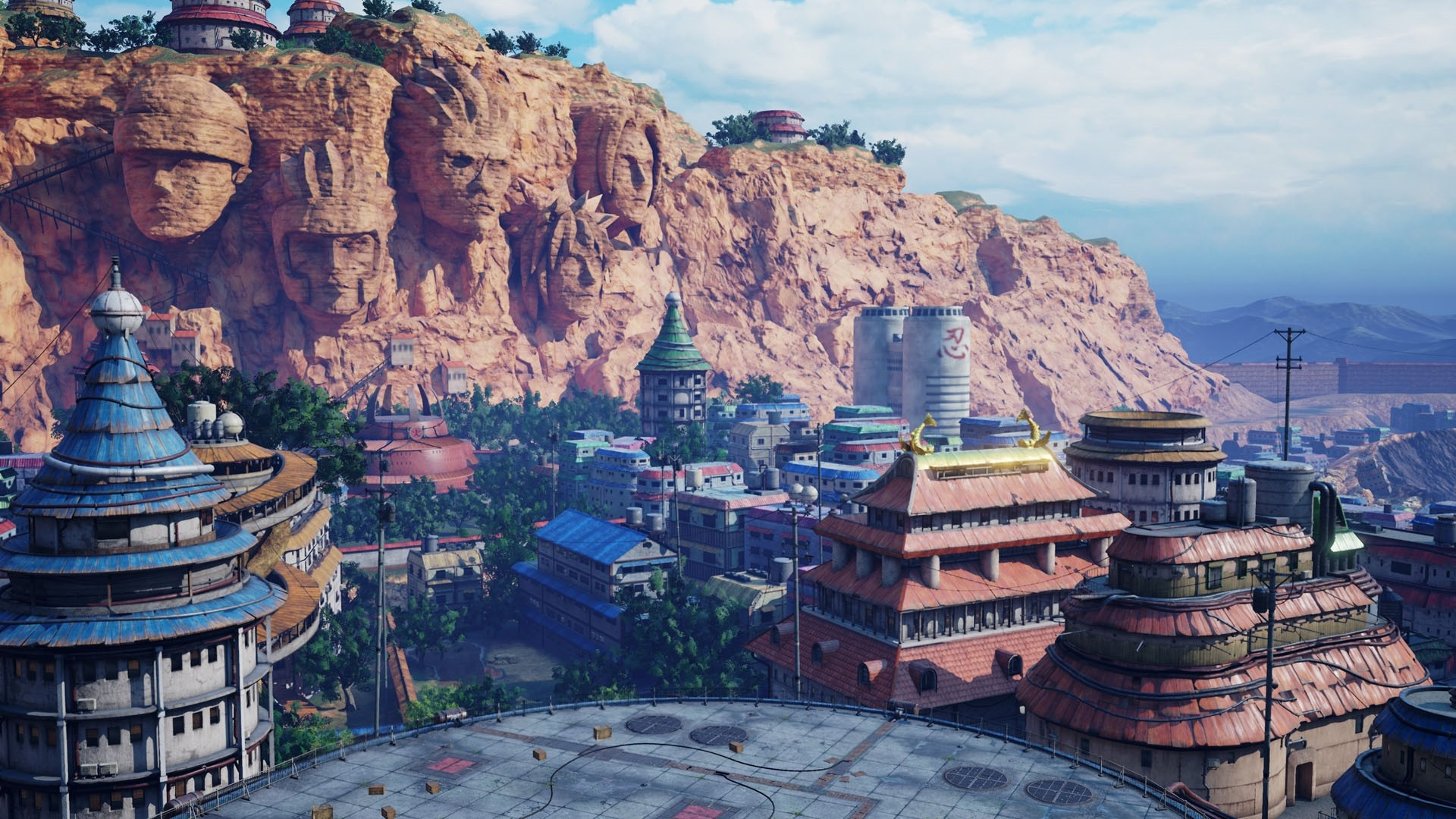 Leaf Village Picture