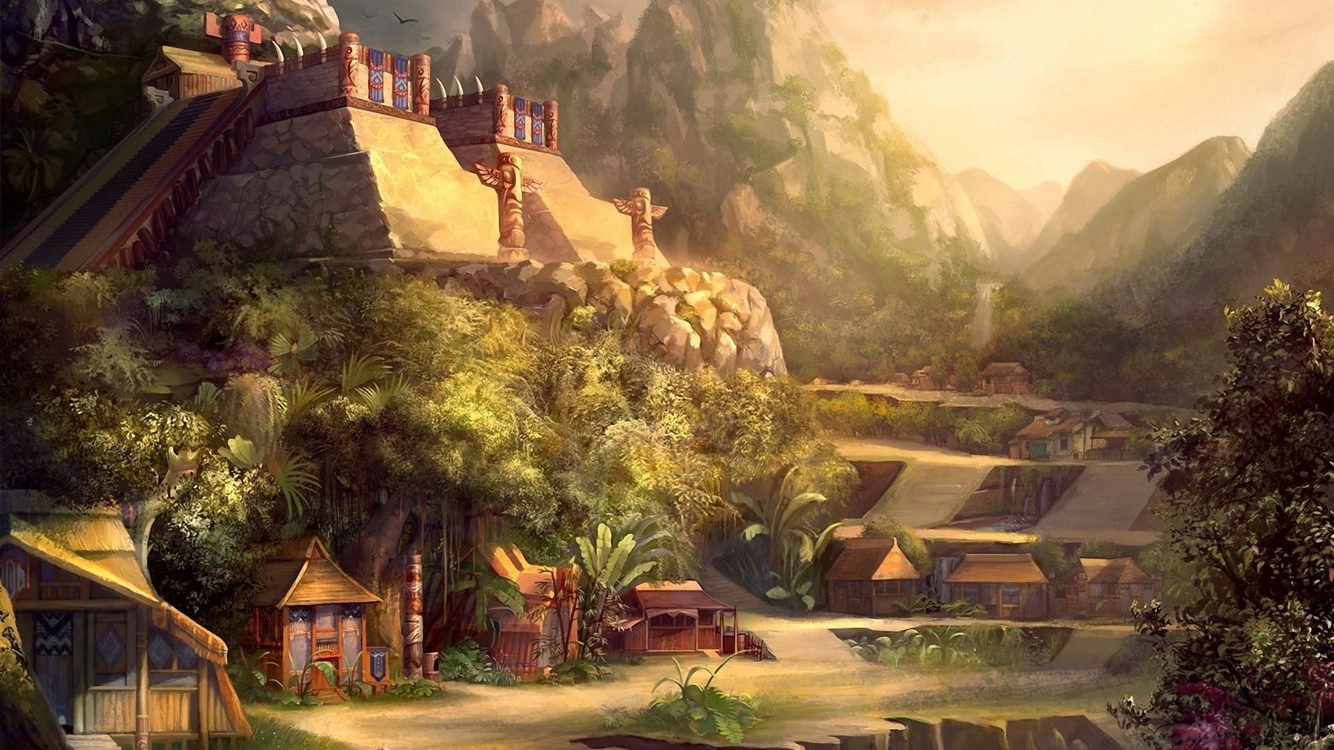 Leaf Village High Quality
