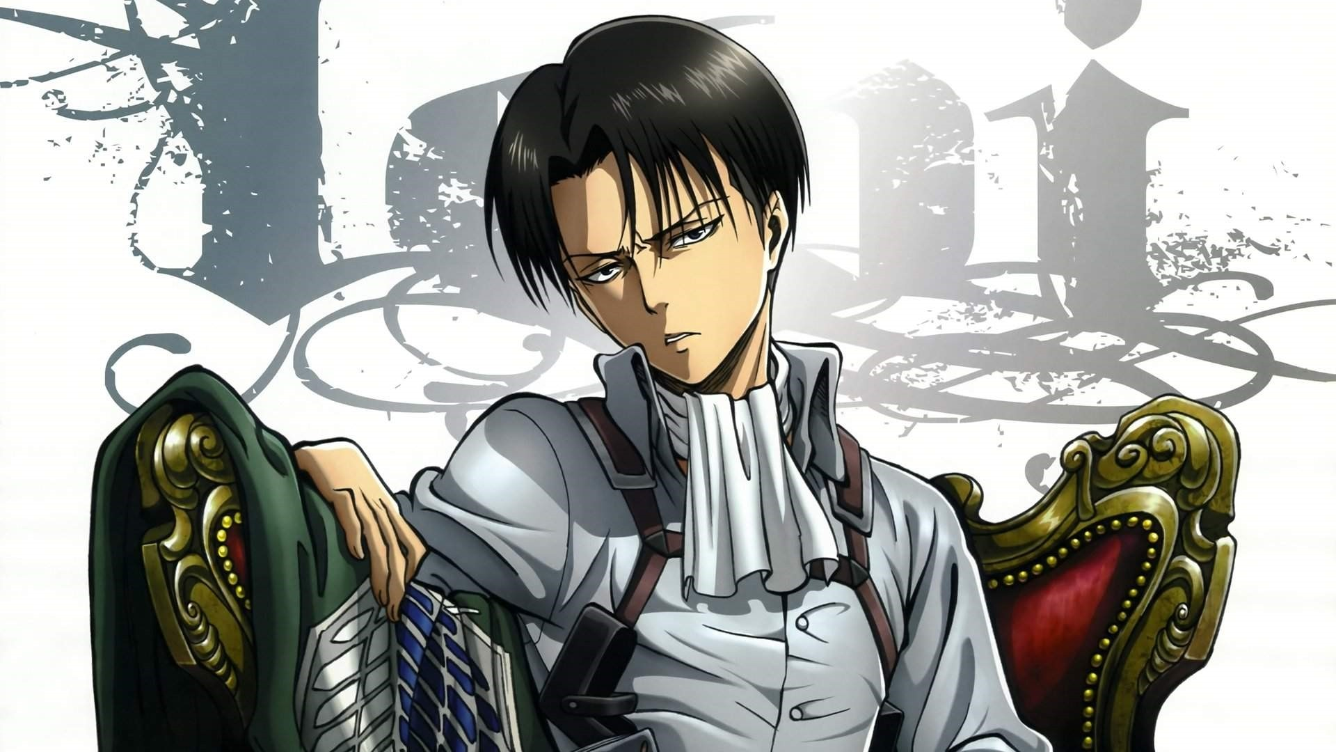 Levi Ackerman Wallpaper and Background
