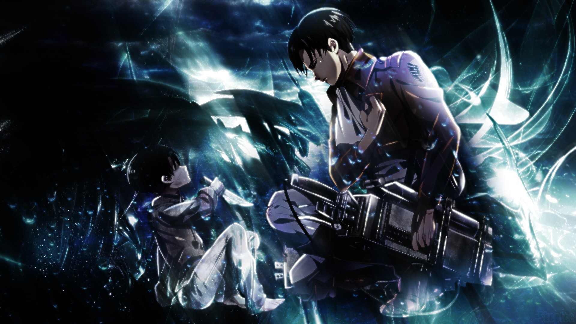 Levi Ackerman Free Wallpaper and Background