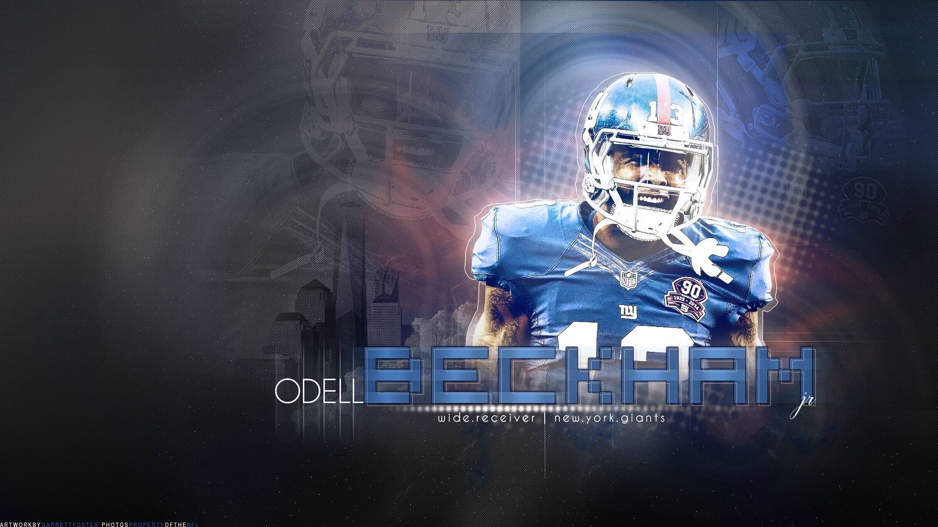 Odell Beckham Wallpaper theme