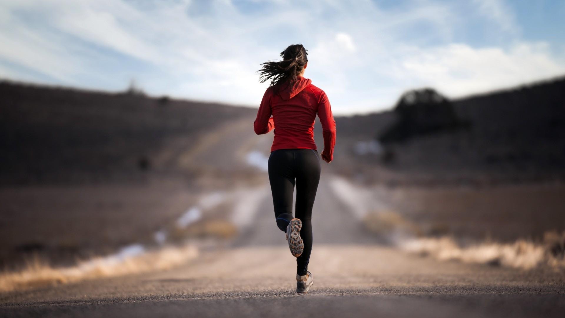 Running Wallpaper image hd
