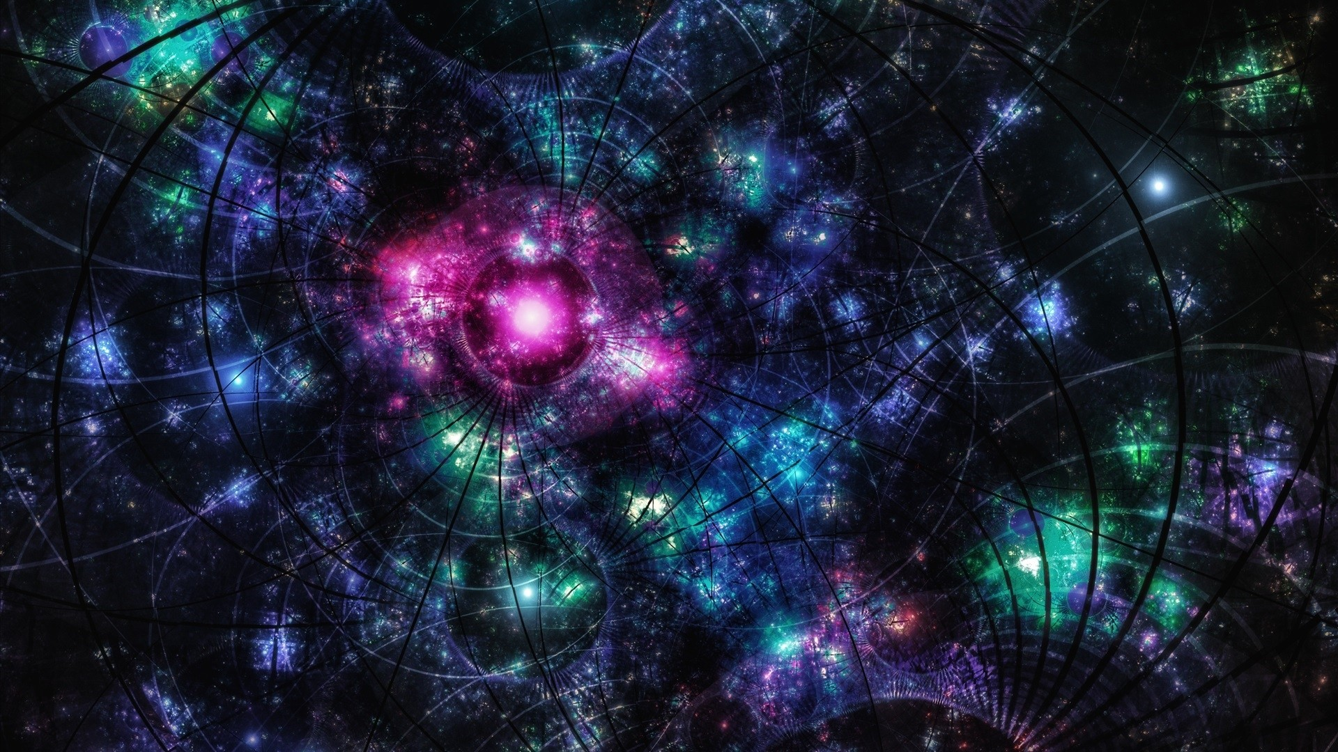 Abstract Space Wallpaper Picture hd