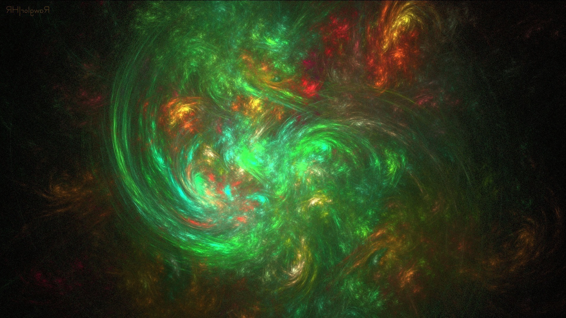 Abstract Space PC Wallpaper HD