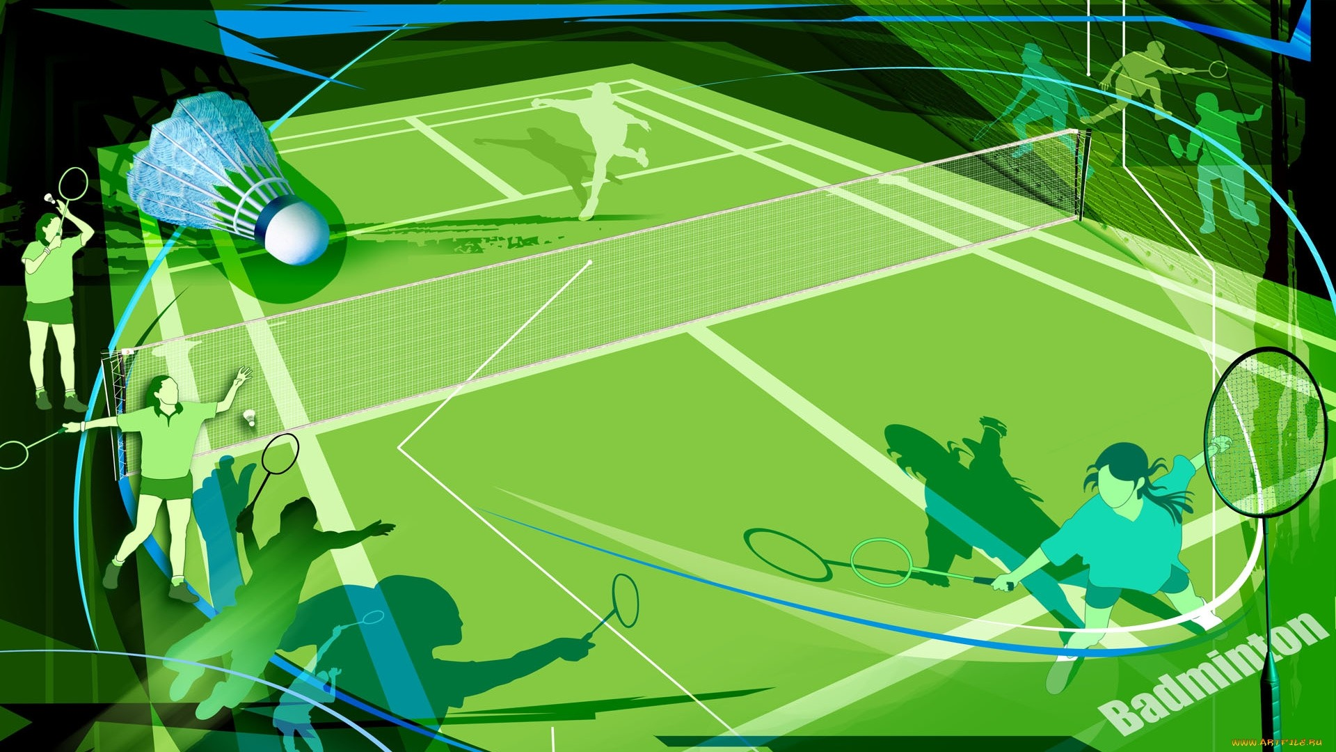 Badminton Wallpaper