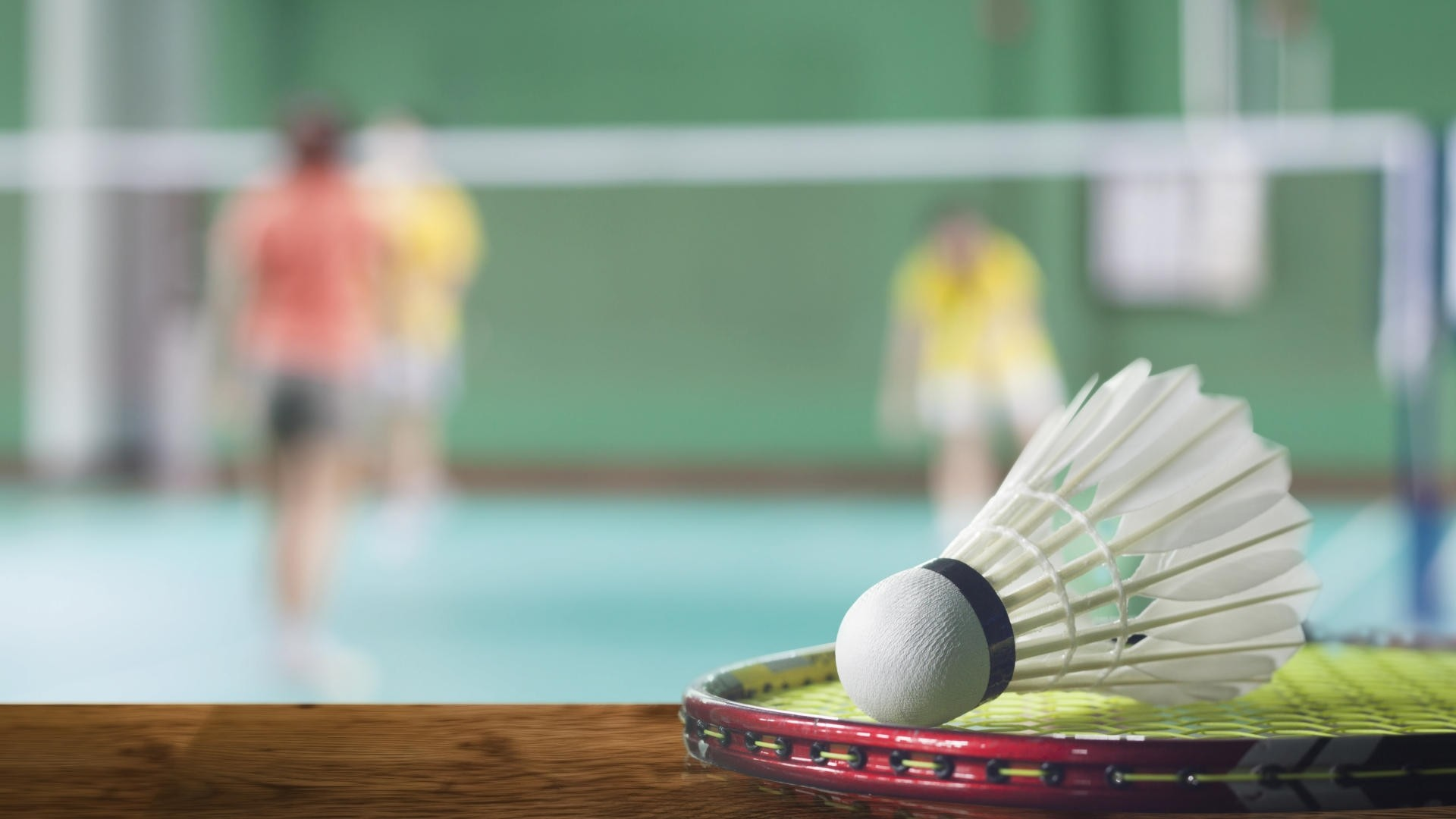 Badminton Desktop Wallpaper