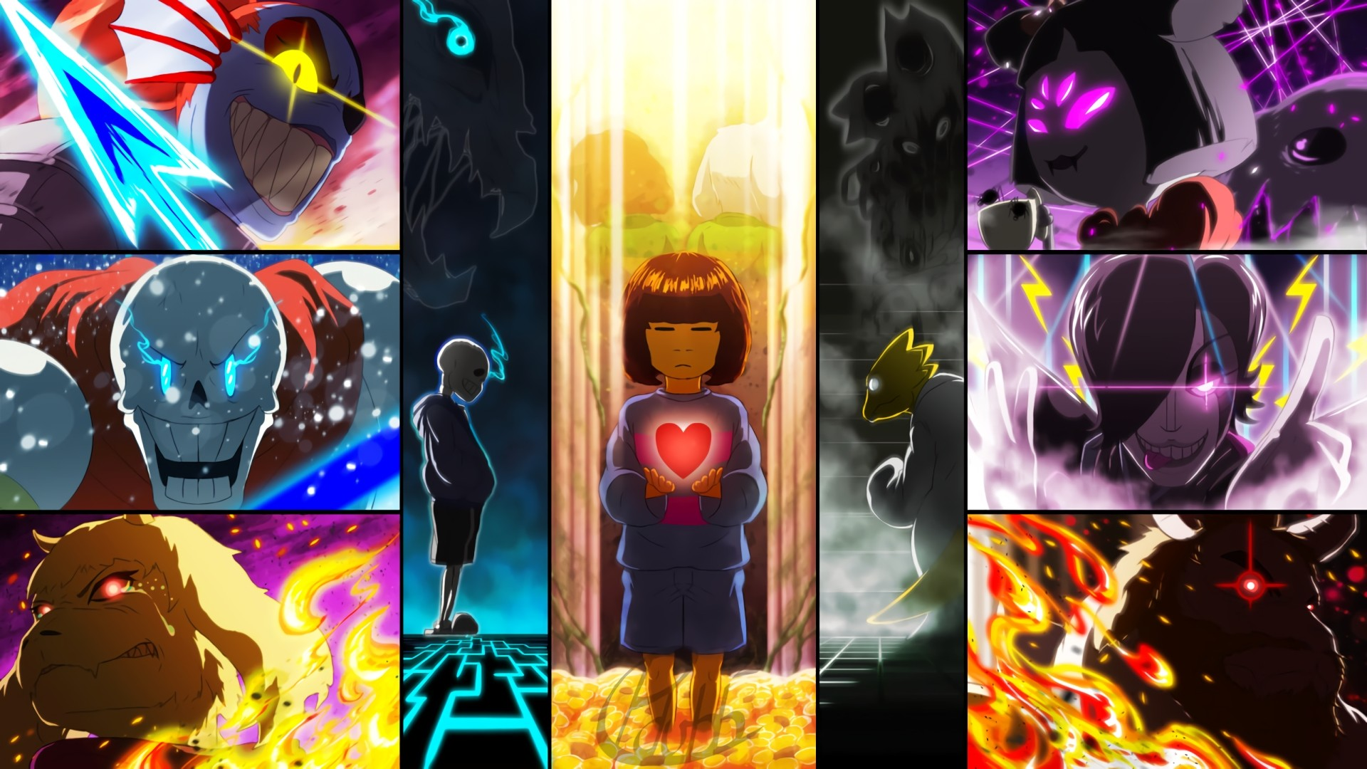 Chara Wallpaper image hd
