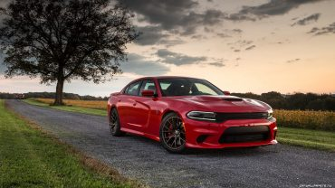 Charger Hellcat Background