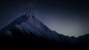 Dark Mountain Full HD Wallpaper