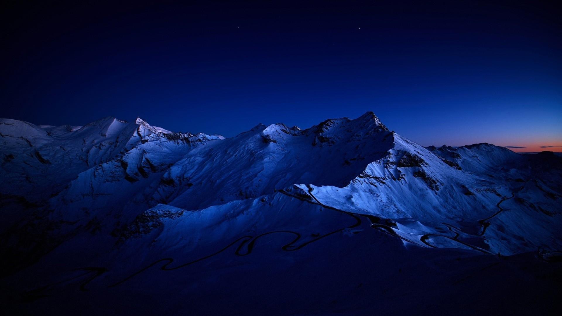 Dark Mountain Wallpaper for pc