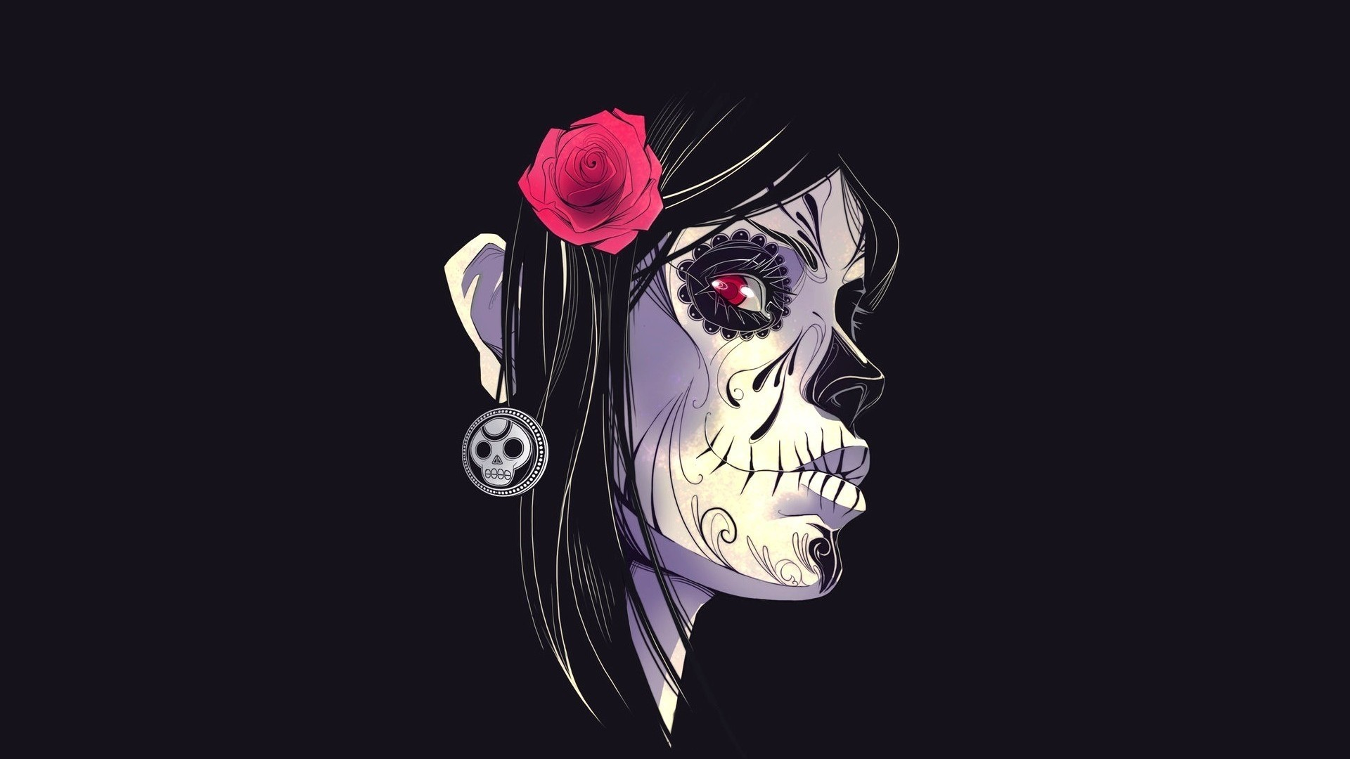 Dead Rose Wallpaper