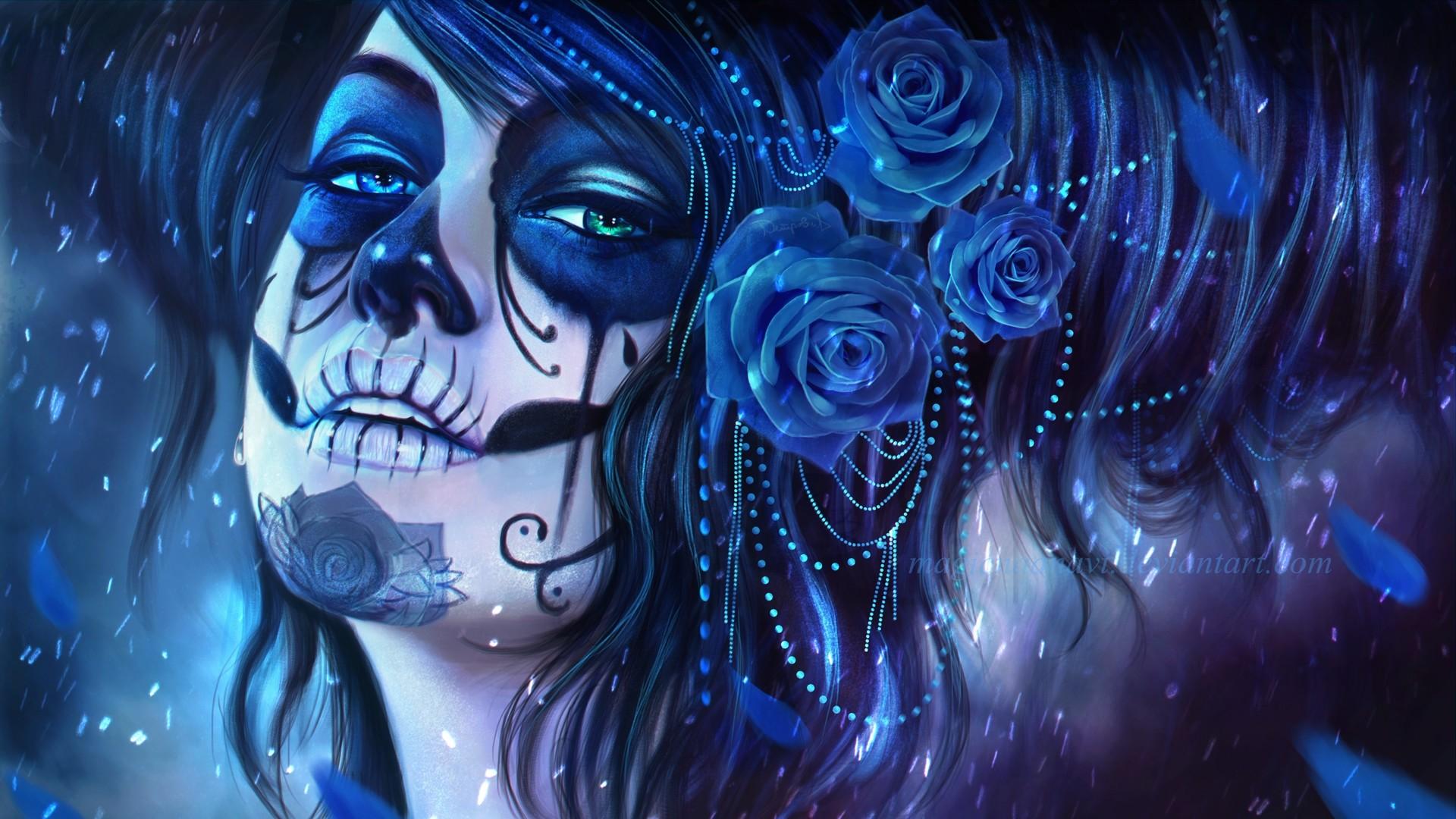 Dead Rose a wallpaper