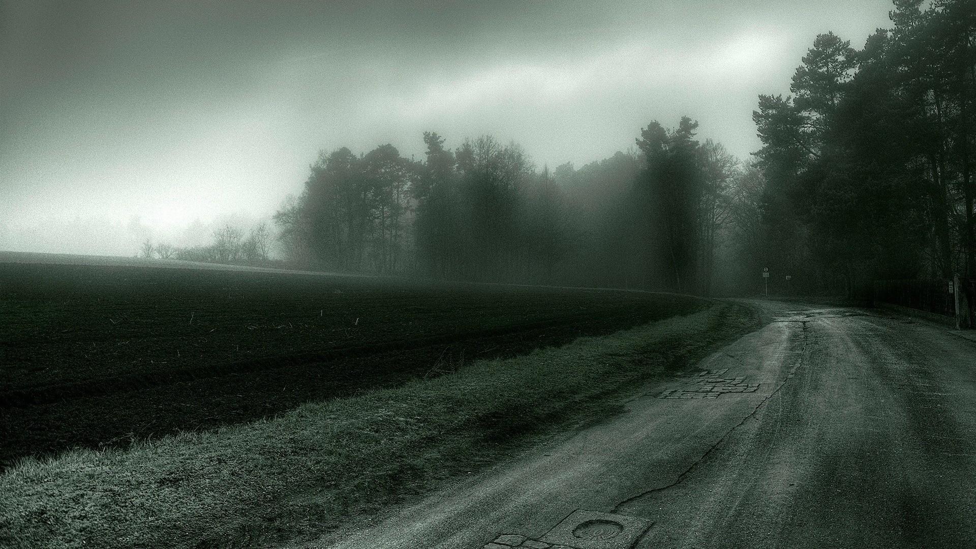 Gloomy HD Wallpaper