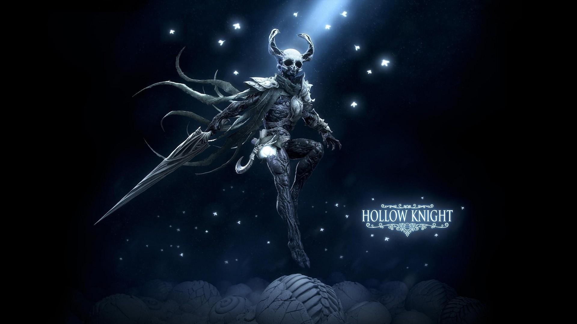 Hollow Knight HD Wallpaper