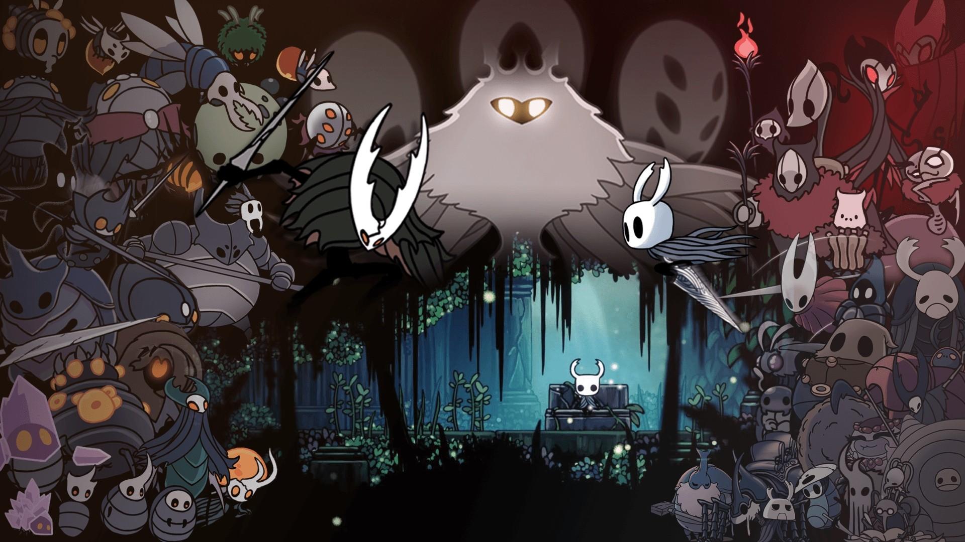 Hollow Knight Free Wallpaper