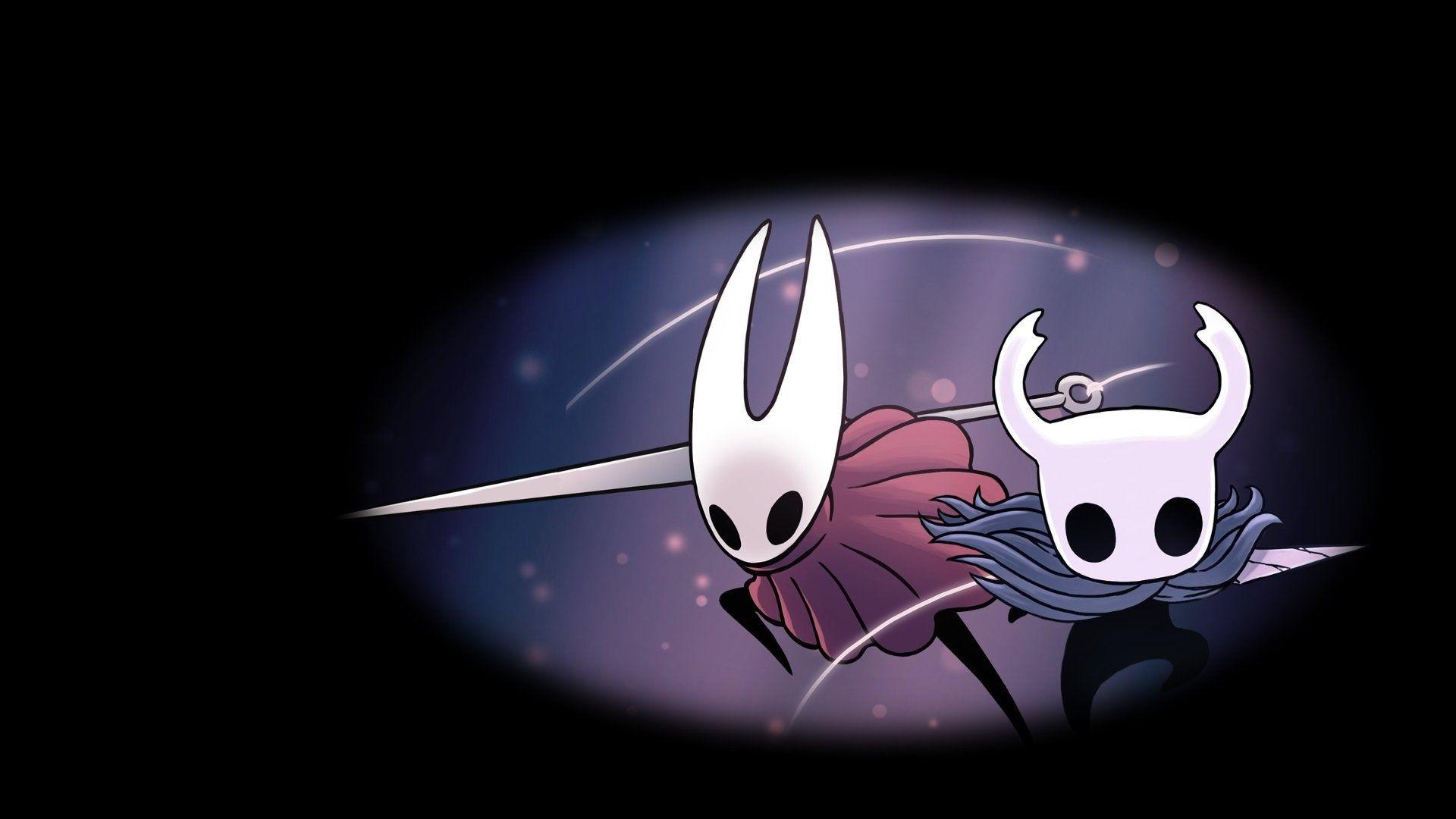Hollow Knight Desktop Wallpaper