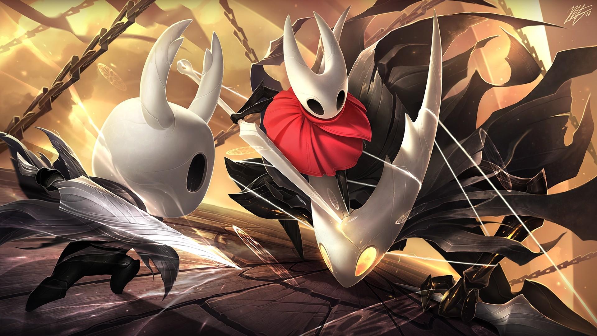 Hollow Knight a wallpaper