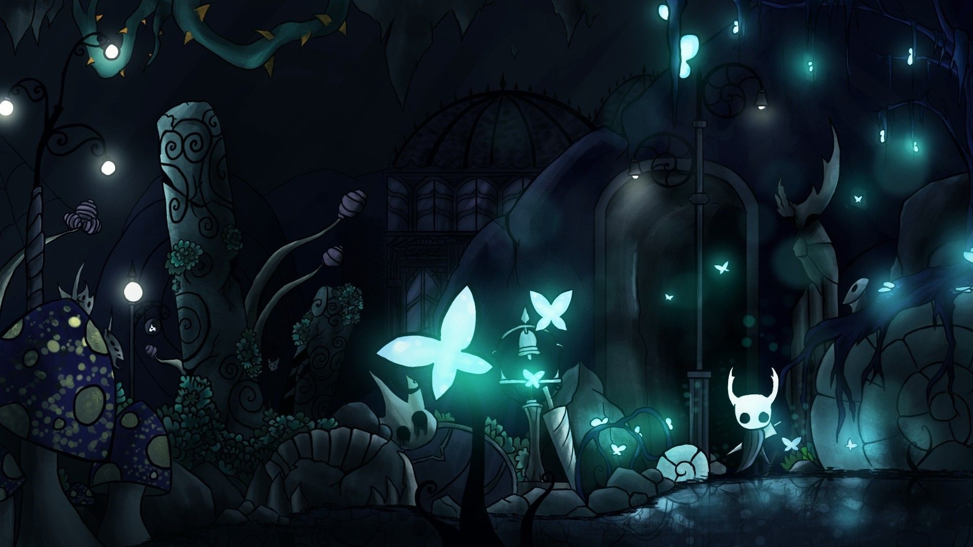 Hollow Knight Wallpaper and Background