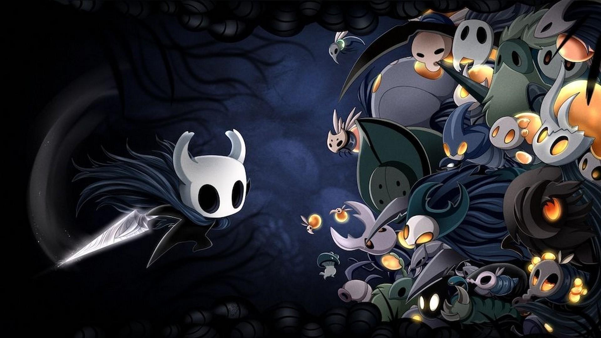 Hollow Knight Full HD Wallpaper
