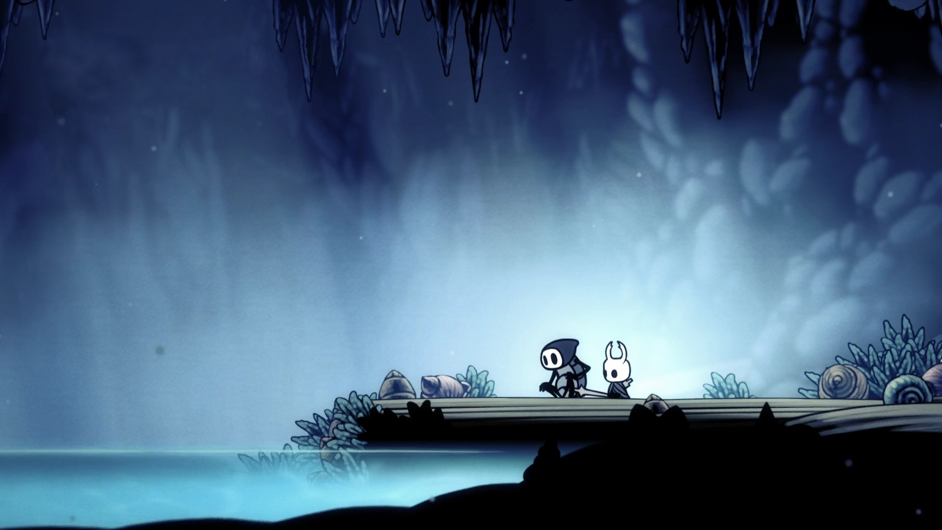 Hollow Knight Free Wallpaper and Background