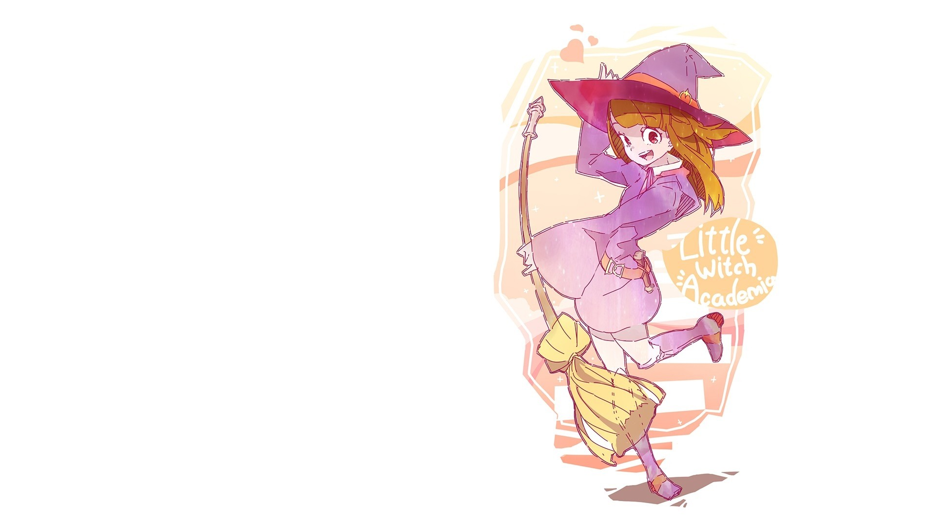 Little Witch Academia Background