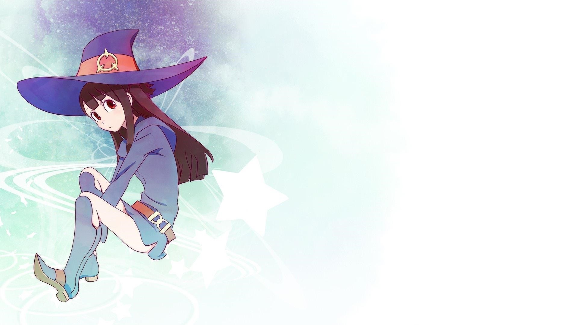 Little Witch Academia Free Wallpaper
