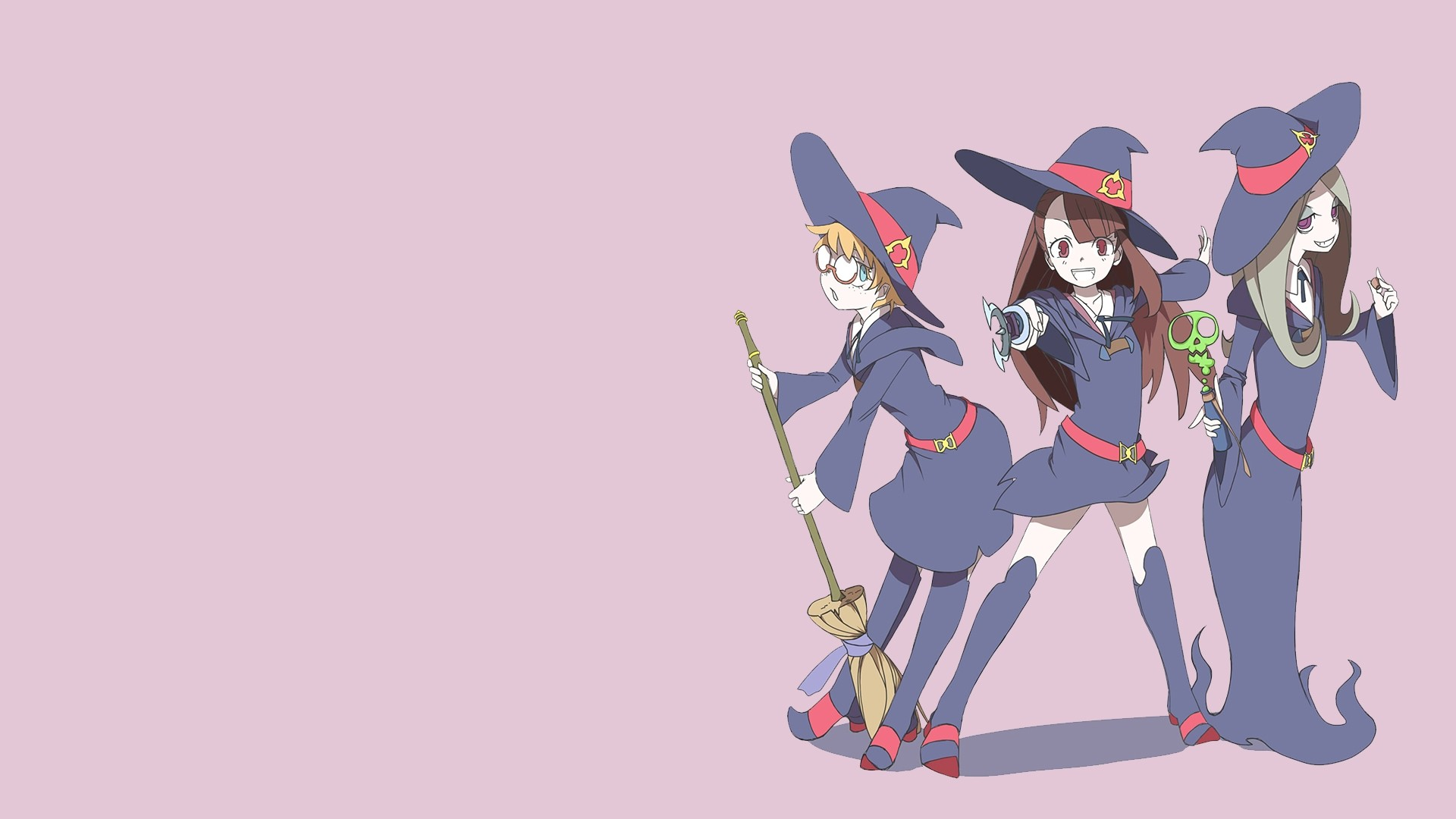 Little Witch Academia wallpaper photo hd