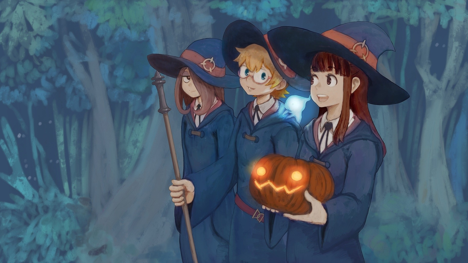 Little Witch Academia HD Download