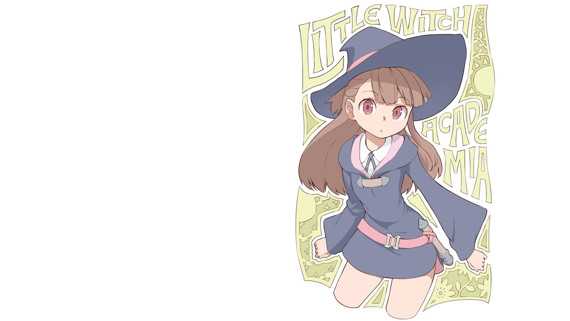 Little Witch Academia Wallpaper