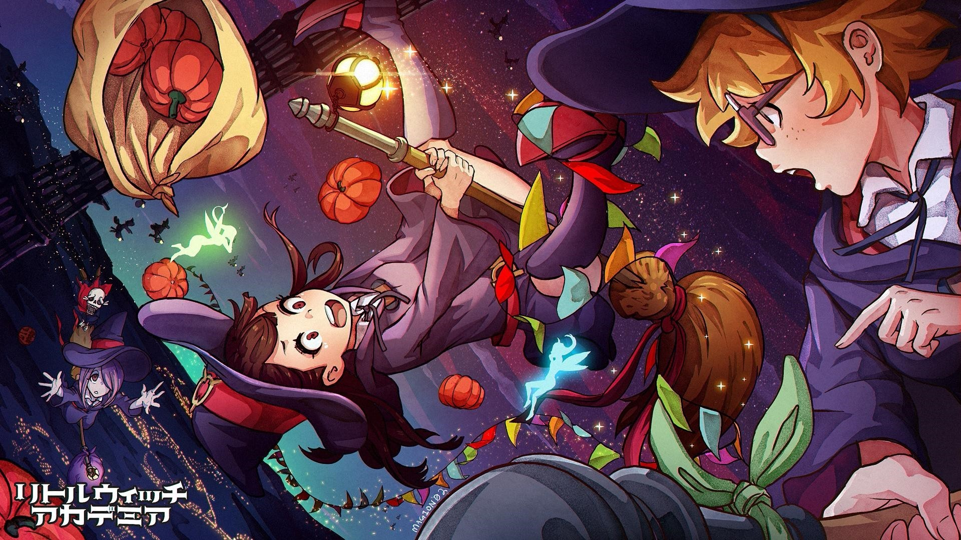 Little Witch Academia Picture