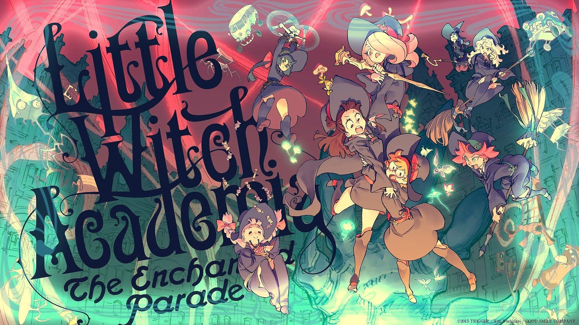 Little Witch Academia Image