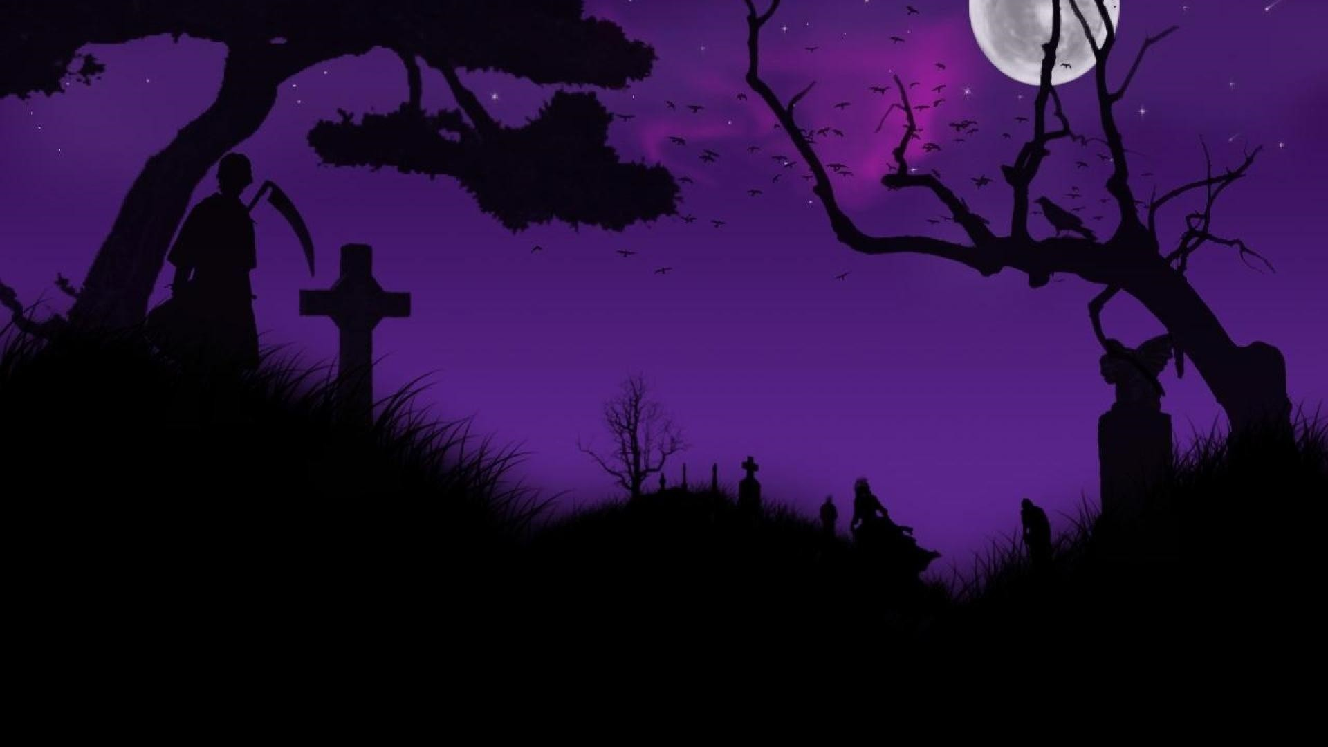 Spooky Vector a wallpaper