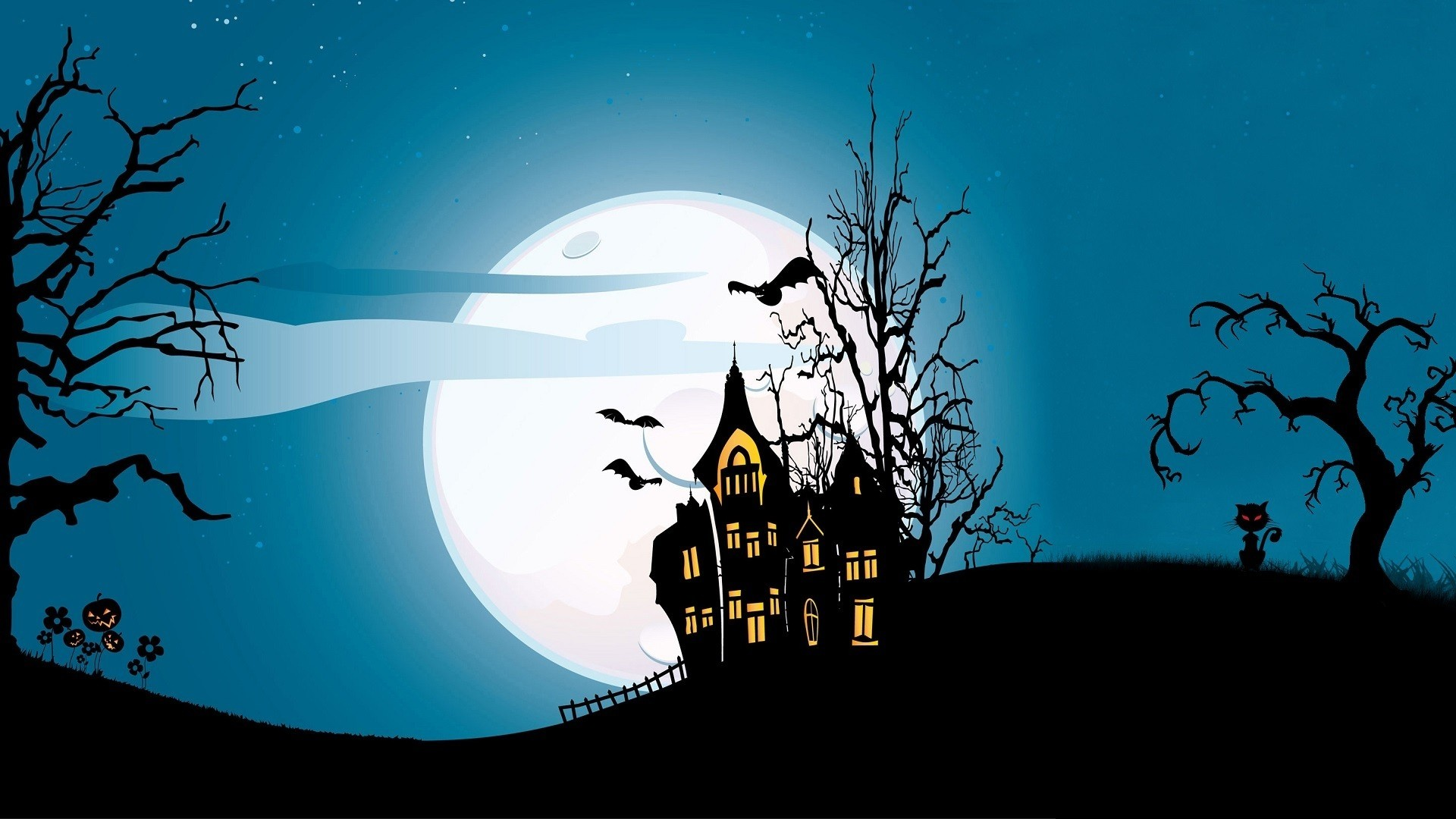 Spooky Vector wallpaper photo hd