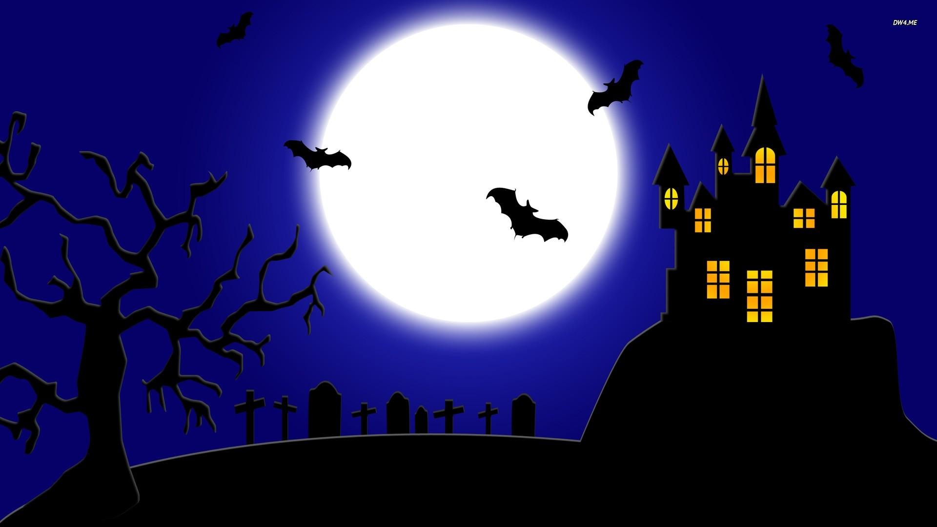 Spooky Vector HD Download