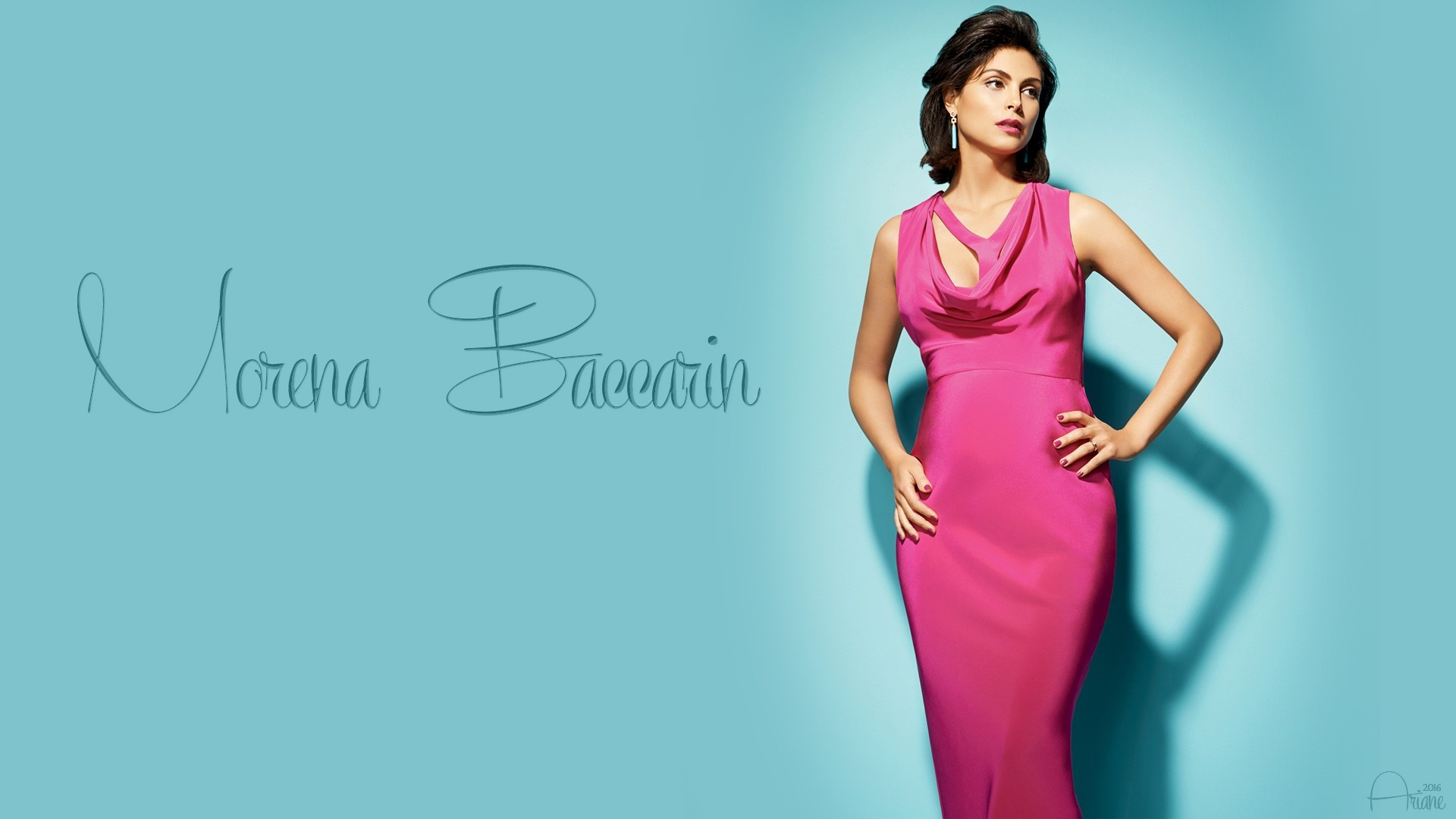 Morena Baccarin Wallpaper for pc
