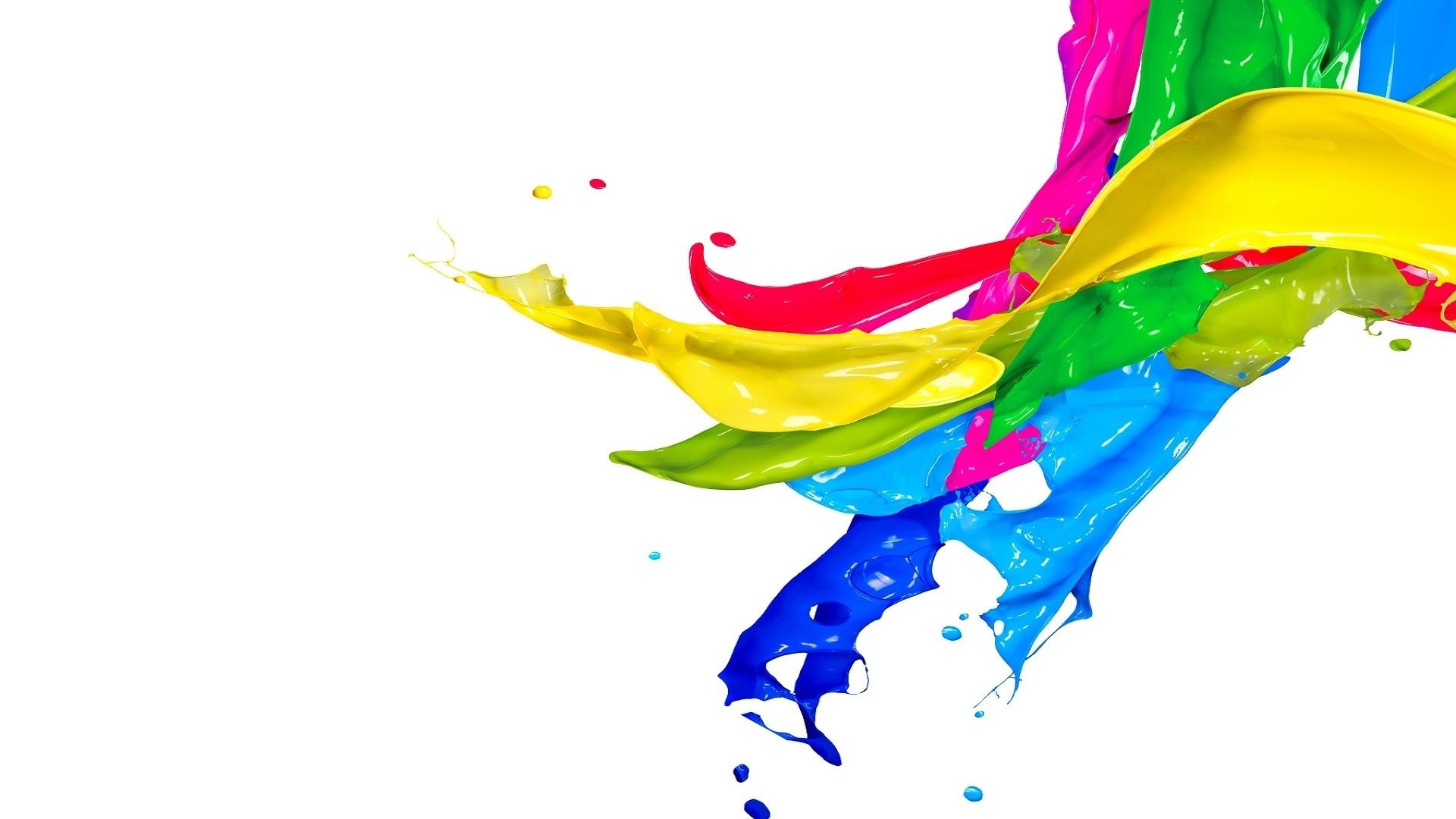 Paint Splash Background