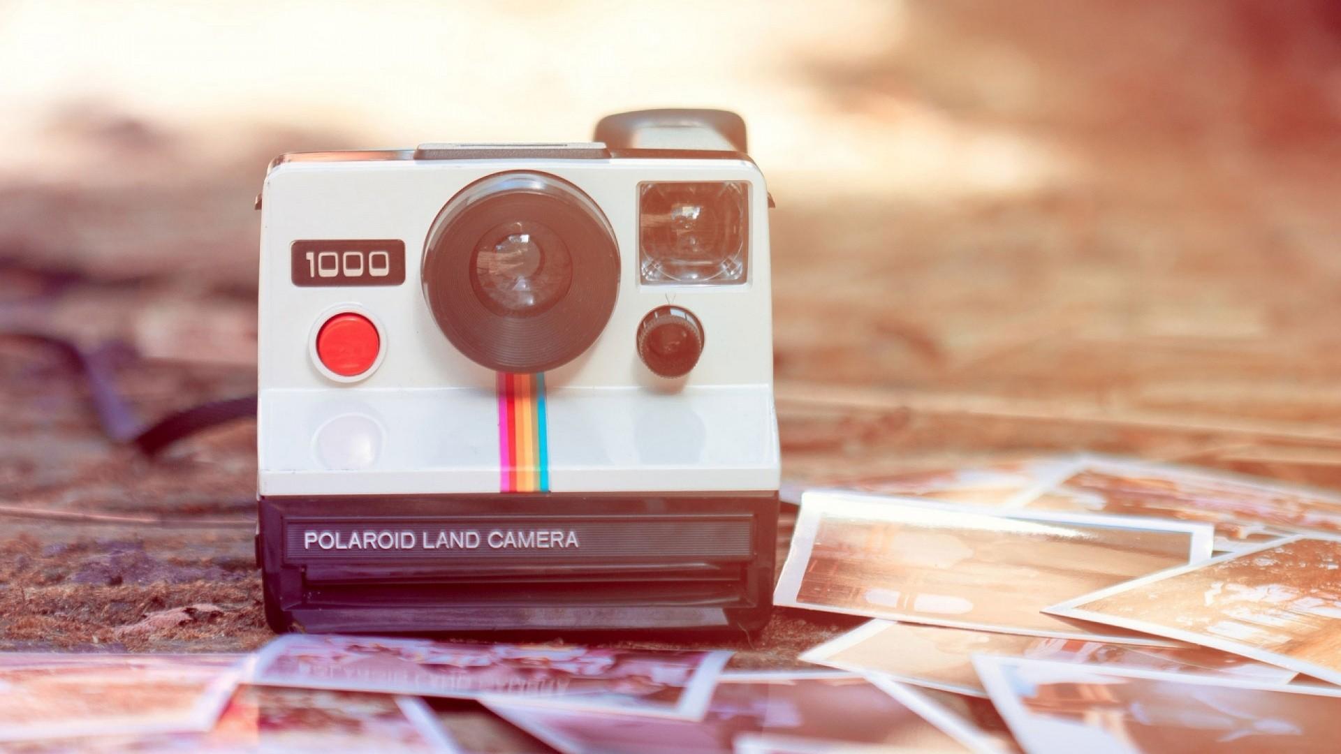 Polaroid Desktop wallpaper