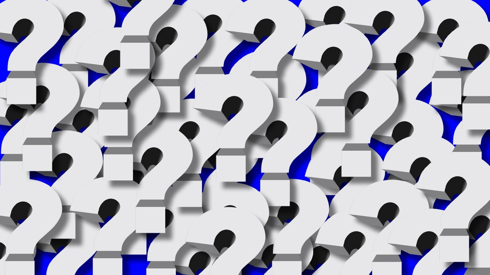 Question Mark Wallpaper for pc