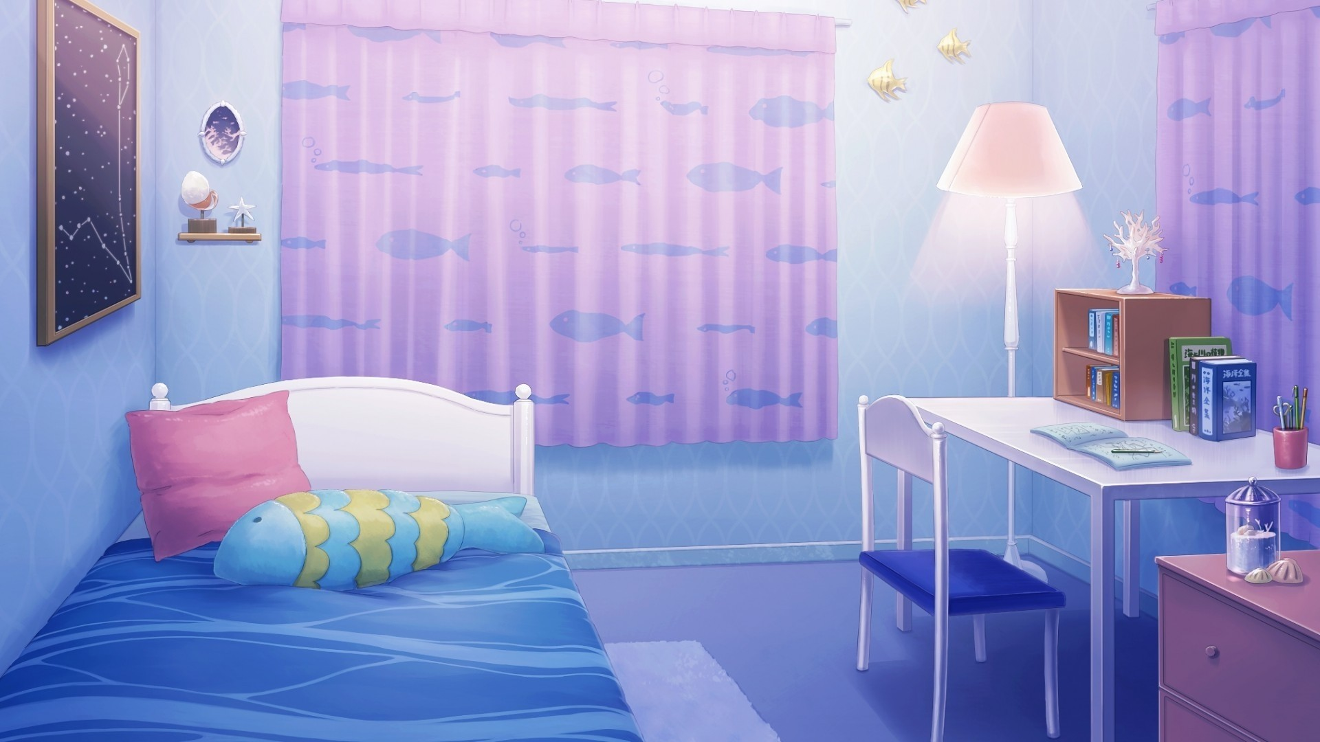 Anime Bedroom Pic