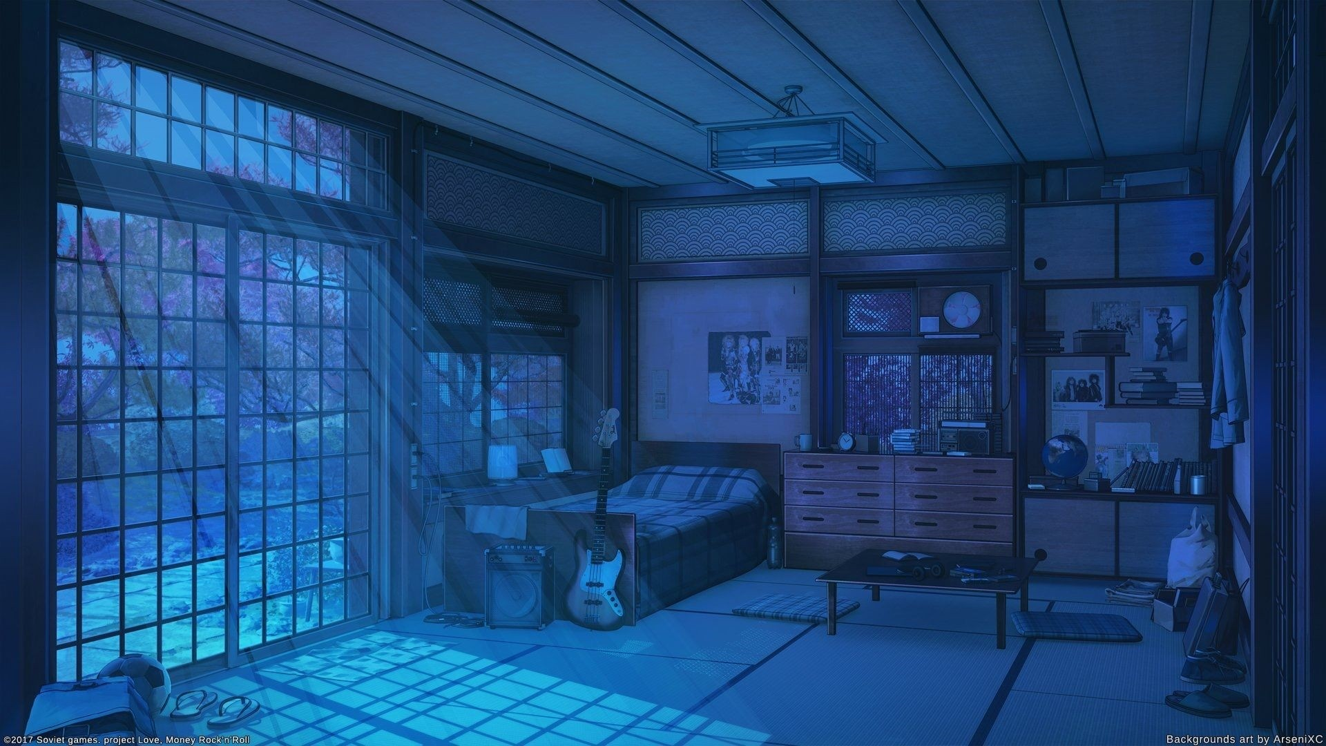 Anime Bedroom Picture