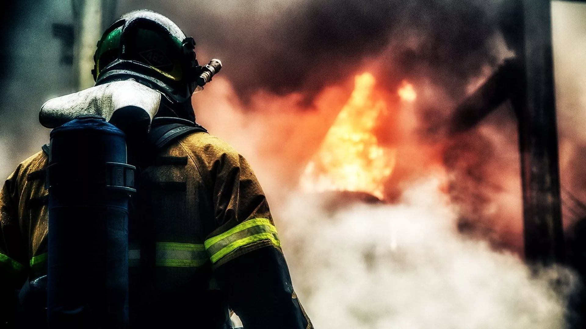 Firefighter High Quality