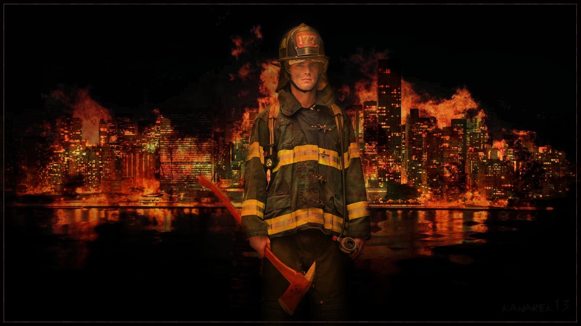 Firefighter Wallpaper for pc