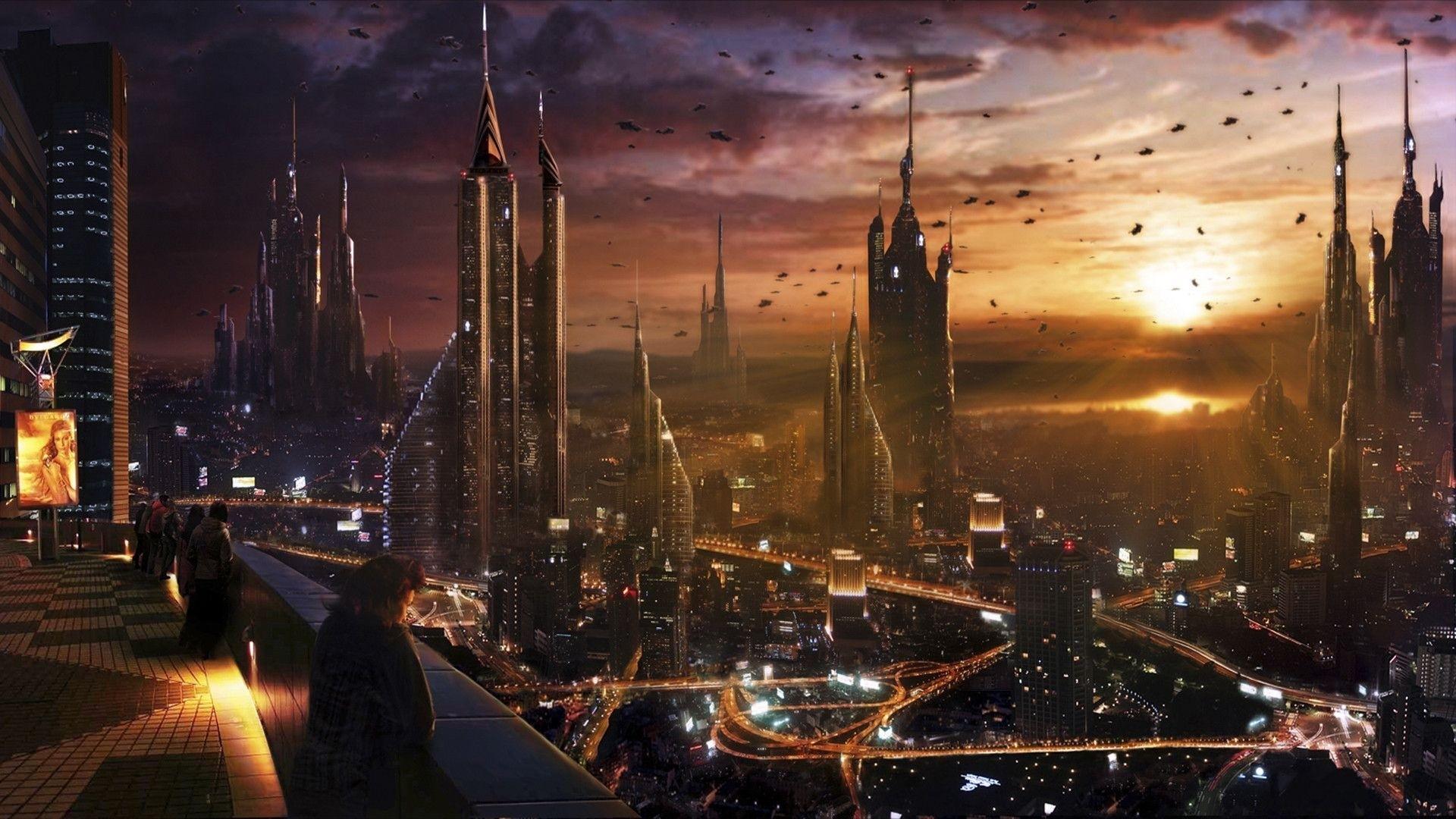 Futuristic Picture