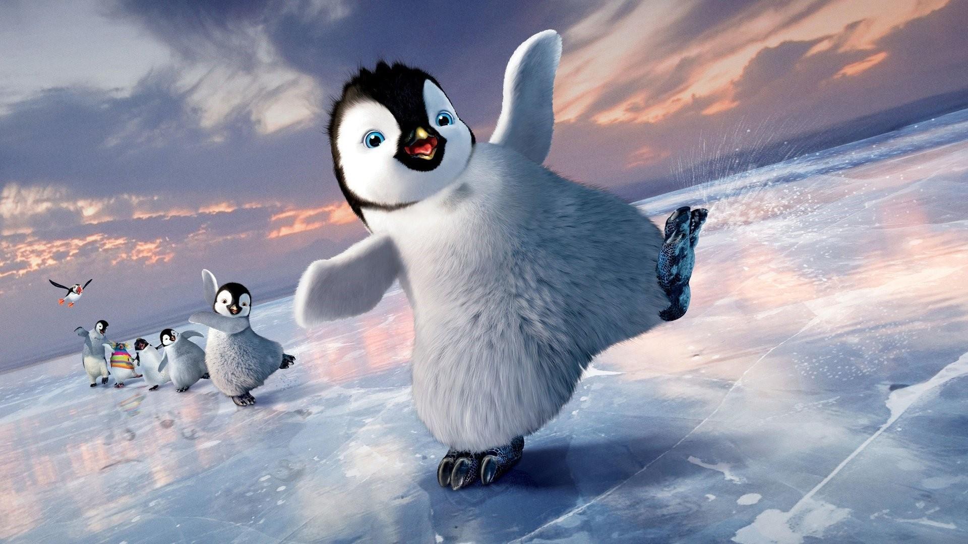 Penguin Free Wallpaper
