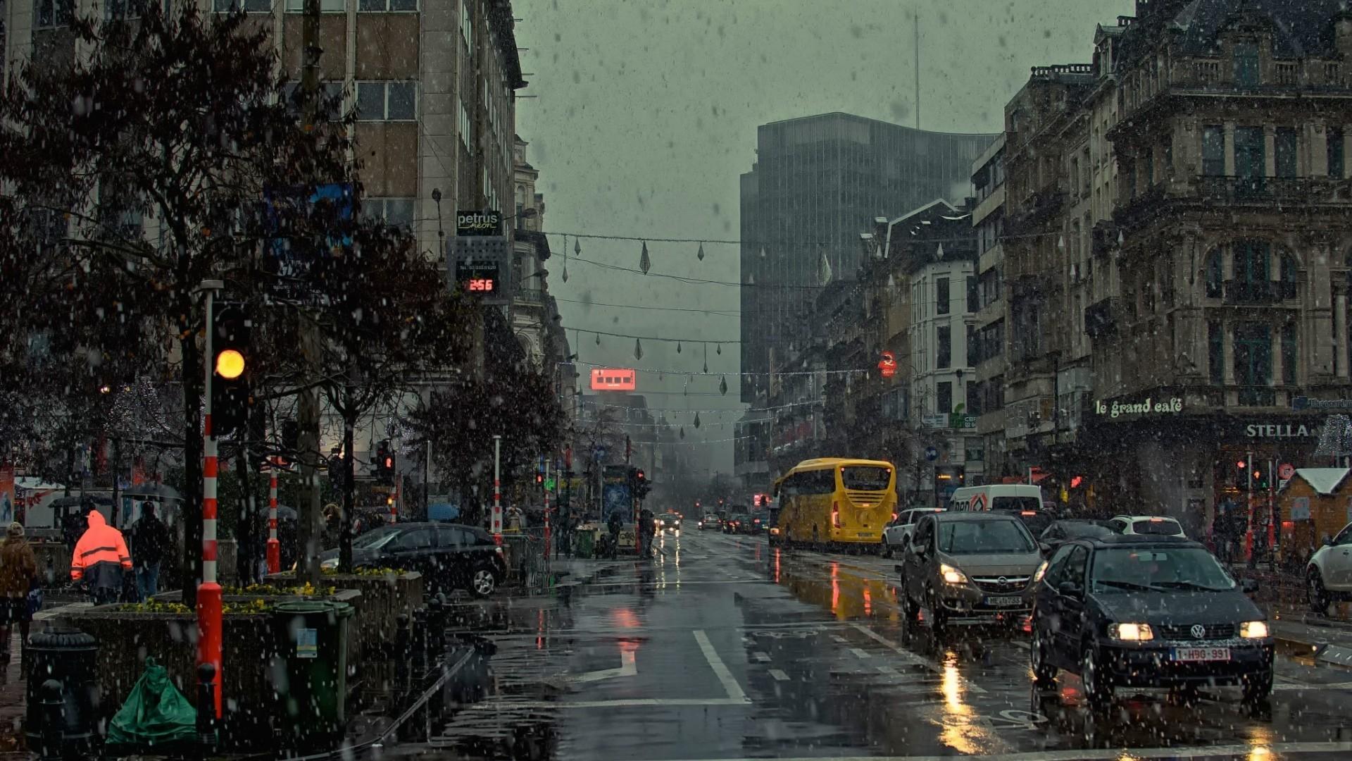 Rain Download Wallpaper