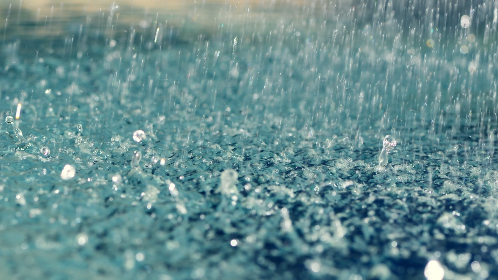 Rain Wallpaper for pc
